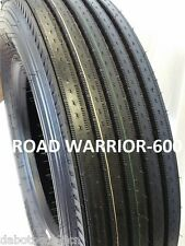 (2-Tires) ROAD WARRIOR 285/75R24.5 H/16 147/144M New All Position Truck Tire 600