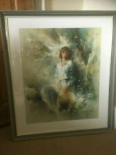"Willem Haenraets Limited Edition Print "" Beauty"" signed by Artist"