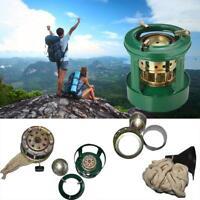 Handy Portable Outdoor Picnic Cook 8 Wicks Kerosene Burner Camping Stove Heater