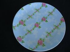 maxwell & williams country garden blue floral chintz entree salad plate