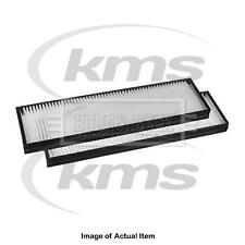 New Genuine BORG & BECK Pollen Cabin Interior Air Filter BFC1137 Top Quality 2yr