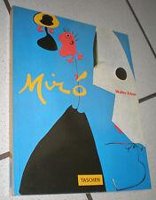Miró – Mensch und Werk - von Walter Erben