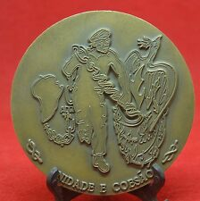 Bronze Medal Allusive to the Armed Forces / Unity and Cohesion