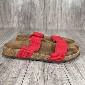 Birki's by Birkenstock Sandals Women's Size 37 (US 6-6.5) Red