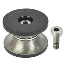 """1 1/4"""" Secco Stone Router V30Bit Bullnose Bit For Shaping Grinding Granite Tools"""