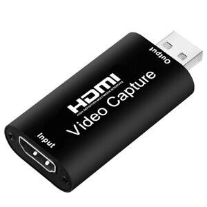 Schede Acquisizione Video Audio da MI un USB 2.0 Registrazione 1080P 4K Tra S2L1