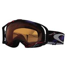 a54f8e44231 Oakley 57-603 SIMON DUMONT SPLICE Black Persimmon Lens Mens Snow Ski Goggles  .