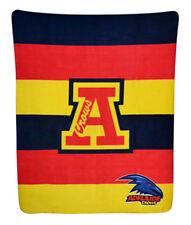 AFL Polar Fleece Throw Blanket BNWT Select Your Team Gift LARGE