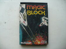 NTSC NES Magic Bloc inédits CIB Game