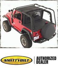 Smittybilt SRC Roof Rack 87-95 Jeep Wrangler YJ 76711 Black