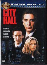 CITY HALL de Harold Becker con John Cusack, Al Pacino, Bridget Fonda