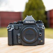 Nikon Df 16.2MP Digital SLR Camera - Black (Body Only)