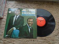 Joe & Eddie The Magic Of Their Singing Crescendo Records GNP 2021