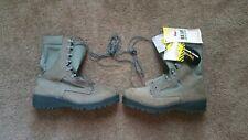 New Belleville 600 ST Mens Boots Steel Toe Hot Weather Combat Sage  7.0 R