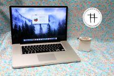 "Apple Macbook Pro 17"" 2011 2.2GHz Core i7, 1TB SSD/16GB RAM, High Sierra, A1297"
