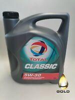 5w-30 TOTAL Classic / 1 x 5 Liter Motorenöl