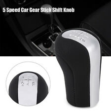 5-Speed Gear Stick Shift Knob For Toyota Corolla Verso Rav4 Yaris Aygo Avensis a