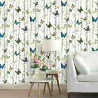 6m Colorful Butterfly Pattern Self-adhesive Wallpaper Living Bed Room Home Decor