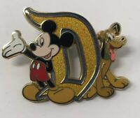 DLR Where Dreams Come True Gothic D/Mickey Mouse and Pluto PIN 51101