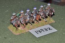 25mm medieval / turkish - seljuk cavalry 6 cavalry - cav (14932)