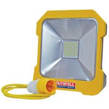 Faithfull SMD Task Light with Power Take Off 110V FPPSLTL20L
