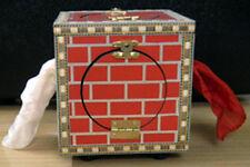 Stage Magic Trick - Dyeing Mirror Box - Mini