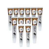 [12 Pack] Nicka K New York NK COCONUT with Vitamin E Lip Gel Gloss NEW