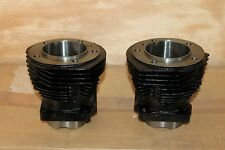 "NEW Front & Rear Cylinders Harley Davidson 80""SHOVELHEAD 1979-1984 Stock Bore"