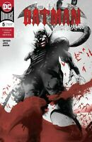 The Batman Who Laughs #5 DC Comics Cover A 1st print