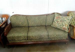 """Art Deco Couch Wohnzimmer Couch  Sofa – """"Grün"""" ~ 1920/30 Jahre"""