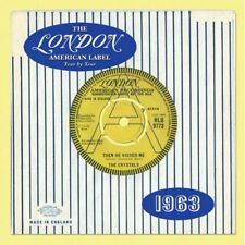 """THE LONDON AMERICAN LABEL YEAR BY YEAR  """"1963""""  28 CLASSIC TRACKS"""