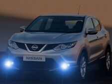 Xenon Halogen Fog Lamps Driving Lights Kit for 2014 2015 2016 Nissan Qashqai