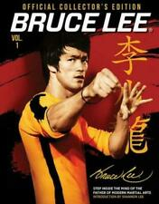 BRUCE LEE OFFICIAL COLLECTOR'S EDITION VOL 1 WITH BONUS BRUCE LEE PHOTO