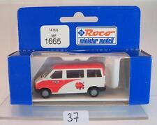 Roco 1/87 No.1665 VW T4 Bus DRF OVP #37