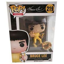 6143YEL BAIT Exclusive Funko POP Movie Yellow Jumpsuit Bruce Lee IN STOCK