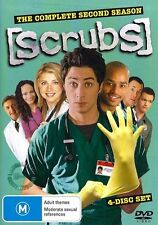 SCRUBS SEASON 2 : NEW DVD