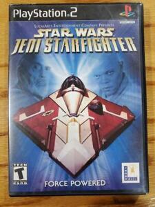 Star Wars: Jedi Starfighter (Sony PlayStation 2, 2002)