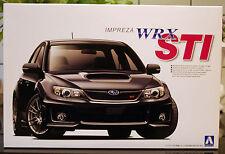 2010 Subaru Impreza WRX STi 5-door, 1:24, Aoshima 050538