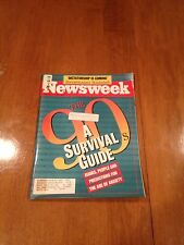 Newsweek Magazine The 90's A Survival Guide December 31 1990