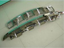 Mercedes Benz W164 ML350 2006-2008 stainless steel bumper board guard skid plate