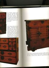TANSU. HEINEKEN. 1981. 1ST ED. TRADITIONAL JAPANESE CABINETRY. A CLASSIC. FINE