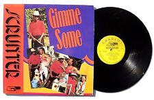 SCRUNTER: Gimme Some LP CHARLOS RECORDS CP89013 US VG++
