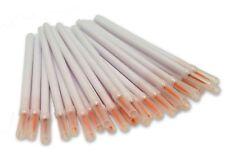 Disposable eyeliner brushes (x25)