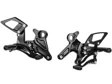 Bonamici Aluminum Adjustable 2017 + Kawasaki Z650 Ninja 650 Rearsets Rear Sets