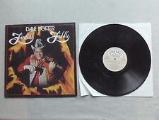 "Dale Potter Fireball Fiddle LP 12"" Album 1982 Stoneway #STY180 Rare Faron Young"