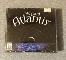 Beyond Atlantis (4 Discs, PC) Fast Shipping!