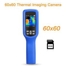 Handheld 8GB IR Thermal Imager Imaging Camera 60*60 Temperature -4℉~572℉ Range