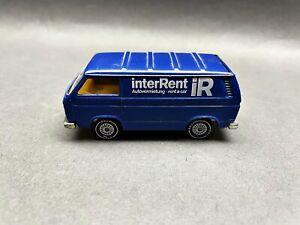 "Siku--VW Volkswagen Transporter ""interRent"" / 3 G 883"