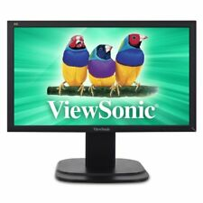 ViewSonic VG2039M-LED 20in Ws Led 1600x900 1000:1 Mntr Vg2039m-led Dvi-d Dp Vga