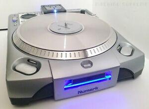 Numark HDX CD/HHD Direct Drive Turntable Super Rare!